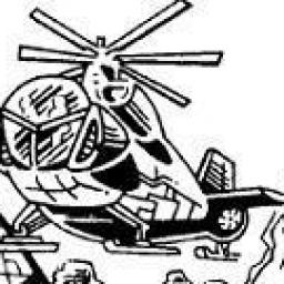 Hélicoptère De' B'Den