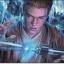 Anakin Skywalker terminant la construction de son sabre