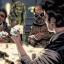 Partie de sabacc avec Han Solo