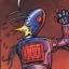 Asajj Ventress décapite J-3PO.