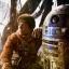 Luke et R2-D2