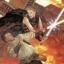 Kyle affronte Sariss près de la carcasse du Sulon Star