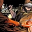 Le Codru-Ji Rikkar-Du face à l'Assassin Sith Darth Kruhl.