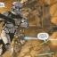 L'armée de la République attaquant les positions séparatistes
