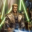 Les Maîtres de Taris, membres de l'Alliance Jedi
