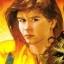 Jaina à son arrivée à l'Académie Jedi