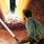 Jerec s'apprête à affronter Kyle Katarn dans la Vallée des Jedi