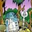 R2-D2 et C-2PO sur Bri'ahl.
