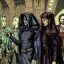 Barriss Offee, Luminara Unduli, Obi-Wan Kenobi et Anakin Skywalker