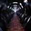 Le couloir des cellules
