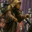 Maître Zoa lors de la Purge Jedi