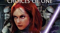 Couverture définitive de Choices of One