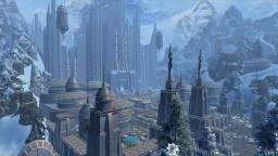 Les joueurs pourront arpenter les contrées verdoyantes d'Alderaan