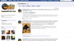 Rejoignez les fans d'Anakinworld sur Facebook !