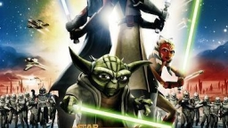 Sortie du film The Clone Wars !
