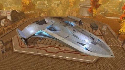 Prototype du Fantôme X-70B