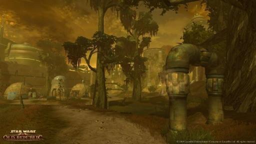 Les alentours du palais, un coin pas très paradisiaque