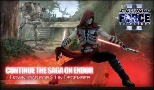 Annonce de la première extension du Pouvoir de la Force 2