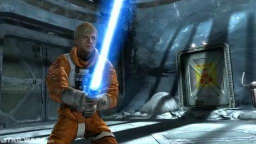 Luke Skywalker qui risque bien de se retrouver en mauvaise posture