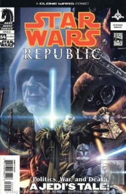 Politics, War, and Death. A Jedi's Tale !