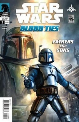A Tale of Jango And Boba Fett #2