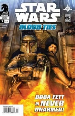A Tale of Jango and Boba Fett #3