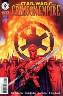 Crimson Empire, Part 1