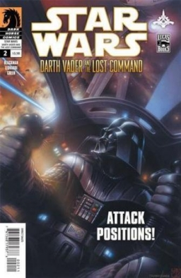 Darth Vader and the Lost Command, Part 2