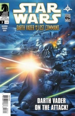 Darth Vader and the Lost Command, Part 3