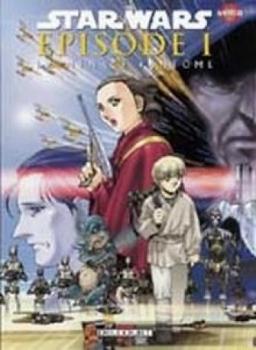 Manga - La Menace fantôme