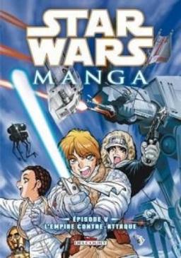 Manga - L'Empire contre-attaque