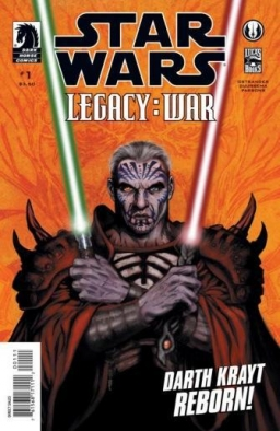 Star Wars: Legacy-War #1