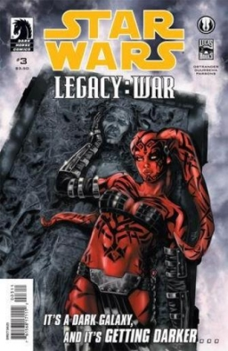 Star Wars: Legacy-War #3