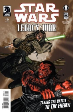 Star Wars: Legacy-War #5