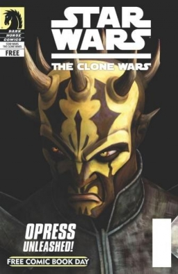 Star Wars: The Clone Wars: Opress Unleashed