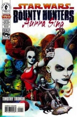 The Bounty Hunters : Aurra Sing