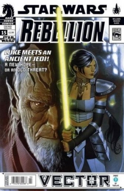Luke meets an Ancient Jedi ! A New Hope- or a New Threat ?