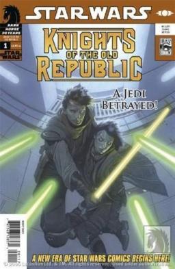 A Jedi Betrayed!
