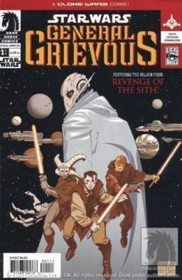 General Grievous Part 1