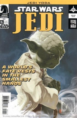 Yoda : A World's Fate Rests In The Smallest Hands
