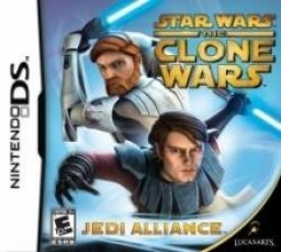 Star Wars: The Clone Wars: Jedi Alliance