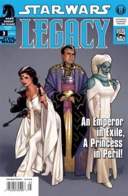 An Emperor in Exile, a Princess in Peril !