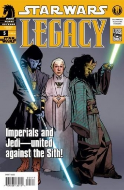 Imperials and Jedi-Unithed against the Sith!