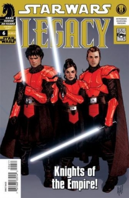 Knights of the Empire!
