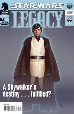 A Skywalker's destiny... fulfilled ?