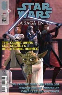 Star Wars la Saga en BD #16