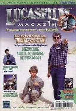 Lucasfilm Magazine 11