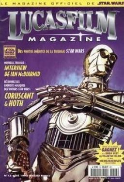 Lucasfilm Magazine 13
