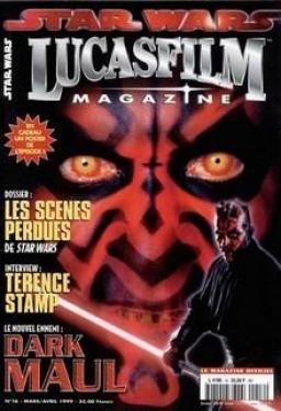 Lucasfilm Magazine 16