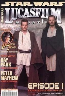 Lucasfilm Magazine 22